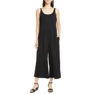 NWOT Eileen Fisher Cami Wide Leg Jumpsuit
